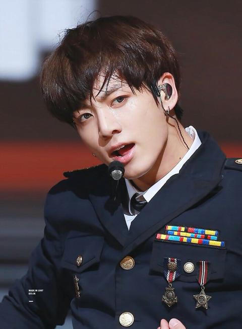 防弾少年団 BTS ジョングク